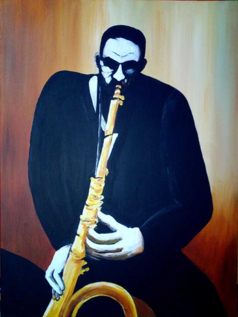 Saxofonspiller